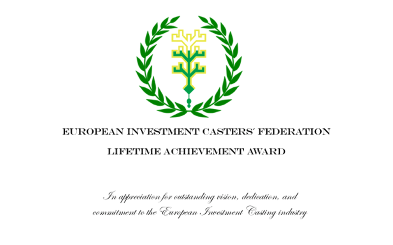EICF Lifetime Achievement Award