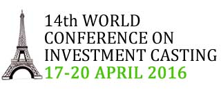 WCIC 2016 - World Conference on Investment Casting