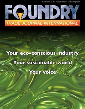 Foundry Trade Journal International