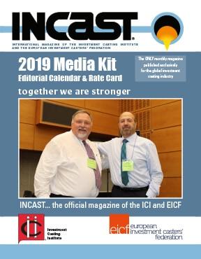 INCAST magazine mediakit