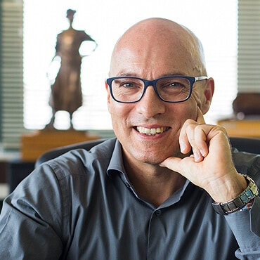 Virgilio Oliveira, EICF Chariman