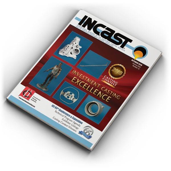 INCAST magazine
